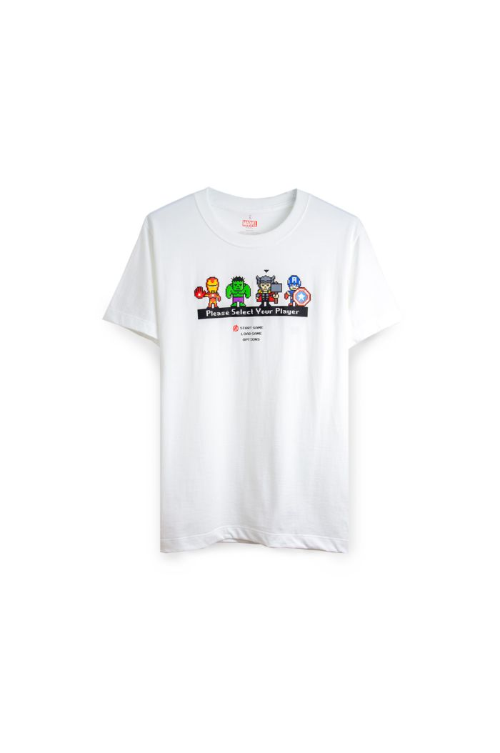 MARVEL SELECT PLAYER T-SHIRT
