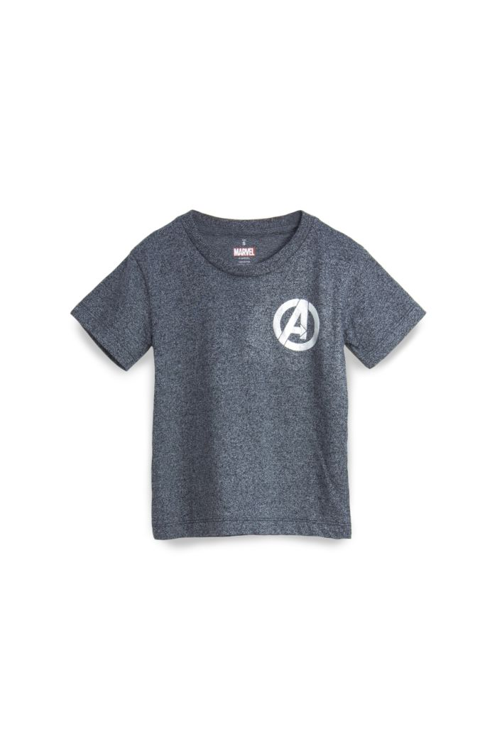 MARVEL AVENGERS CHEST GLOW T-SHIRT - KIDS