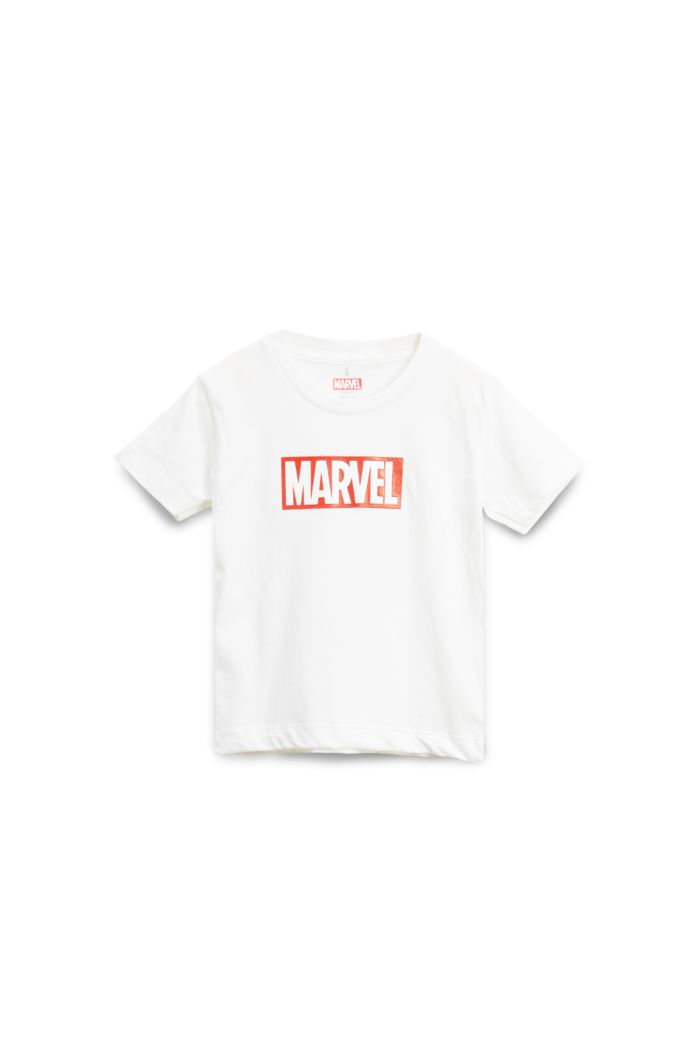 MARVEL LOGO T-SHIRT - KIDS
