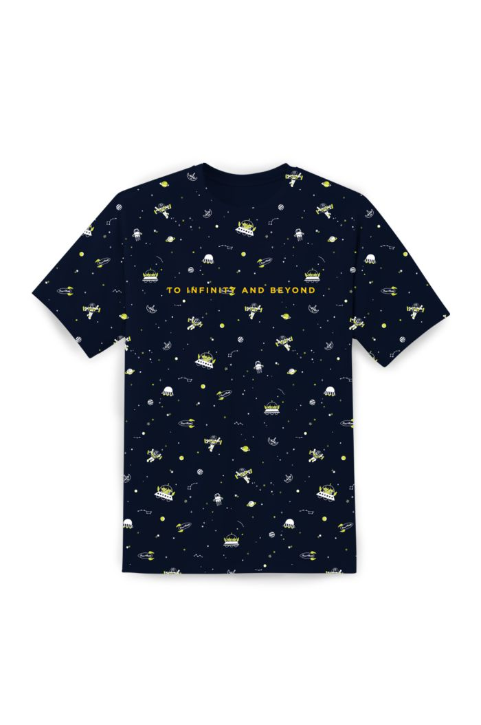 TOY STORY TO INFINITY AND BEYOND GLOW T-SHIRT