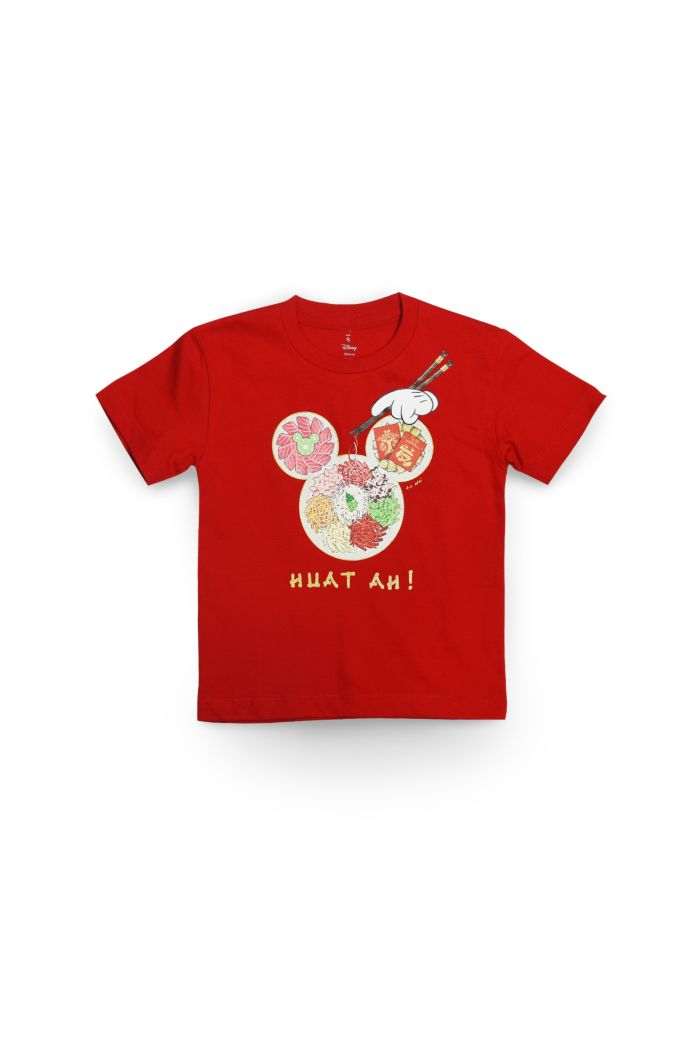 MICKEY CNY LO HEI T-SHIRT - KIDS