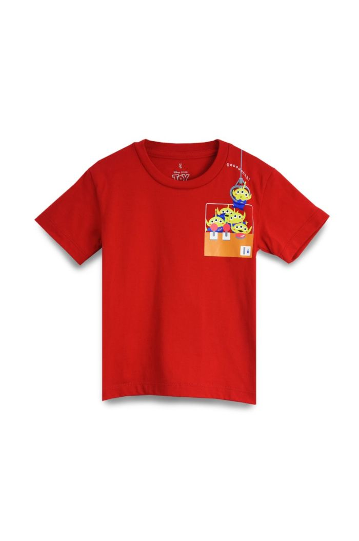 TOY STORY CLAW MACHINE GLOW T-SHIRT - KIDS