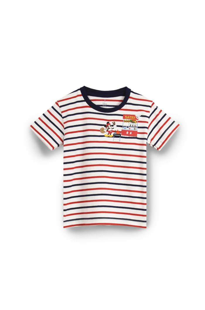 MICKEY SATAY T-SHIRT - KIDS