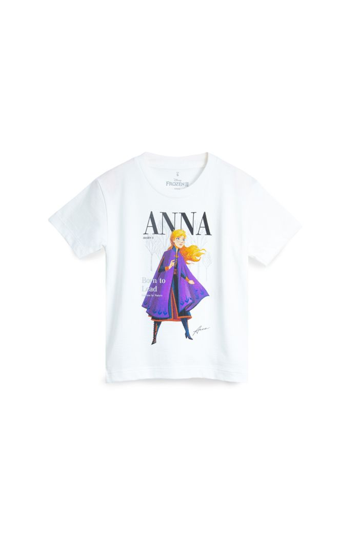 FROZEN II FASHION ANNA T-SHIRT - KIDS