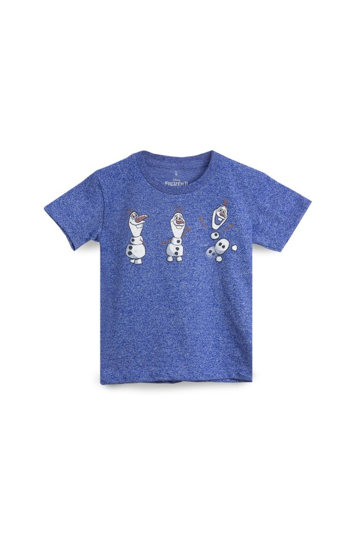 FROZEN II 3 OLAF T-SHIRT - KIDS