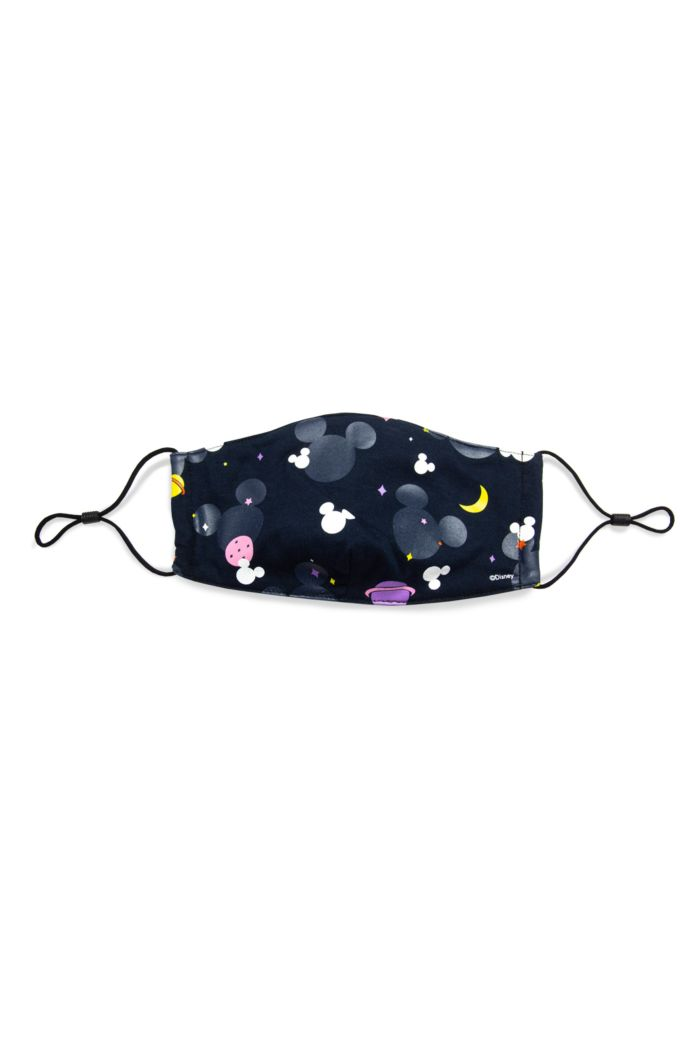 MICKEY GALAXY REUSABLE MASK NAVY XS