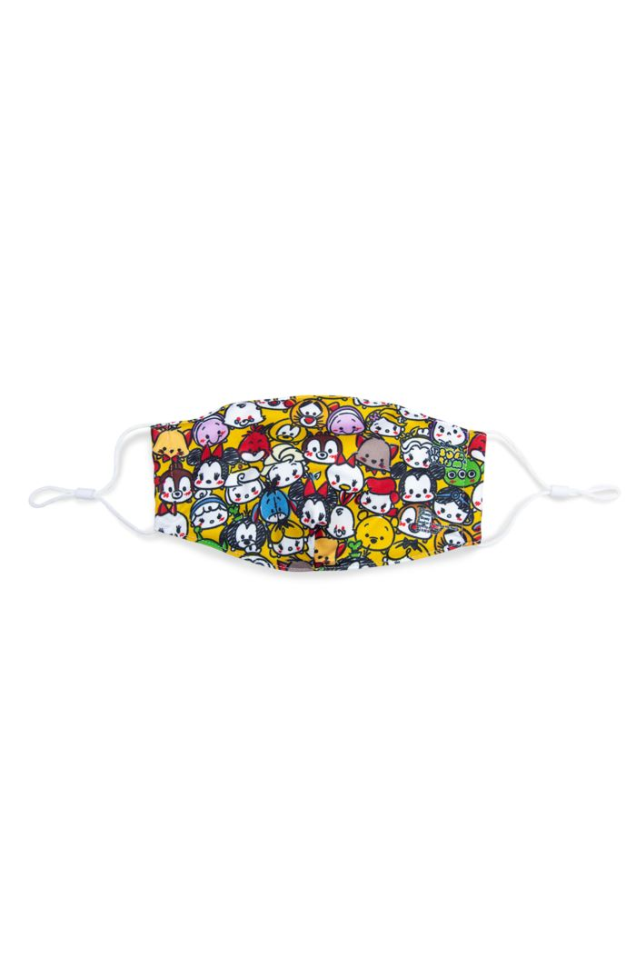 TSUM TSUM COLOUR REUSABLE MASK