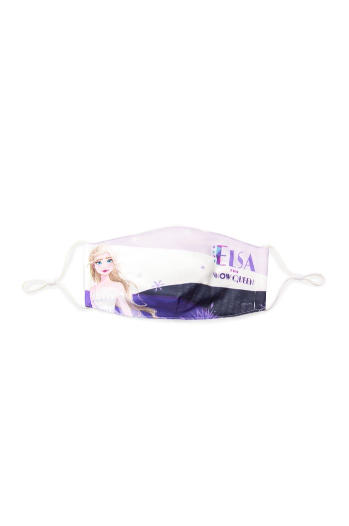 FROZEN II ELSA SNOW REUSABLE MASK