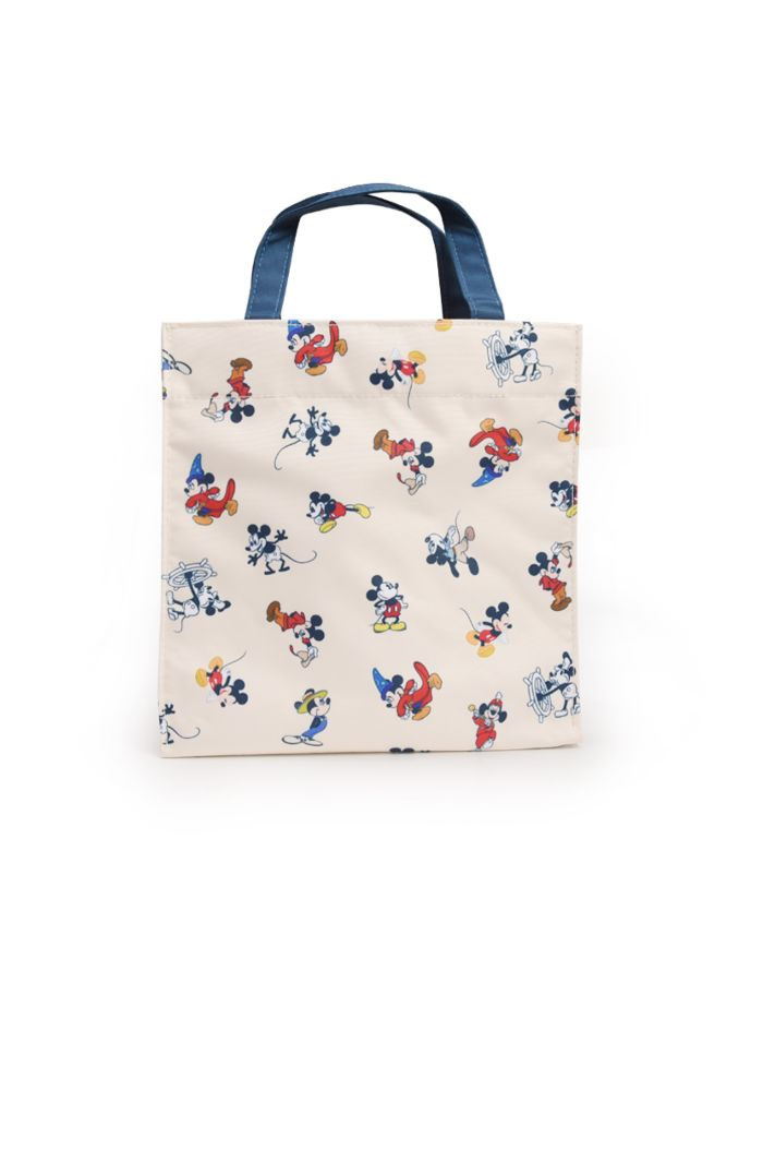 MICKEY ALLOVER LUNCH BAG