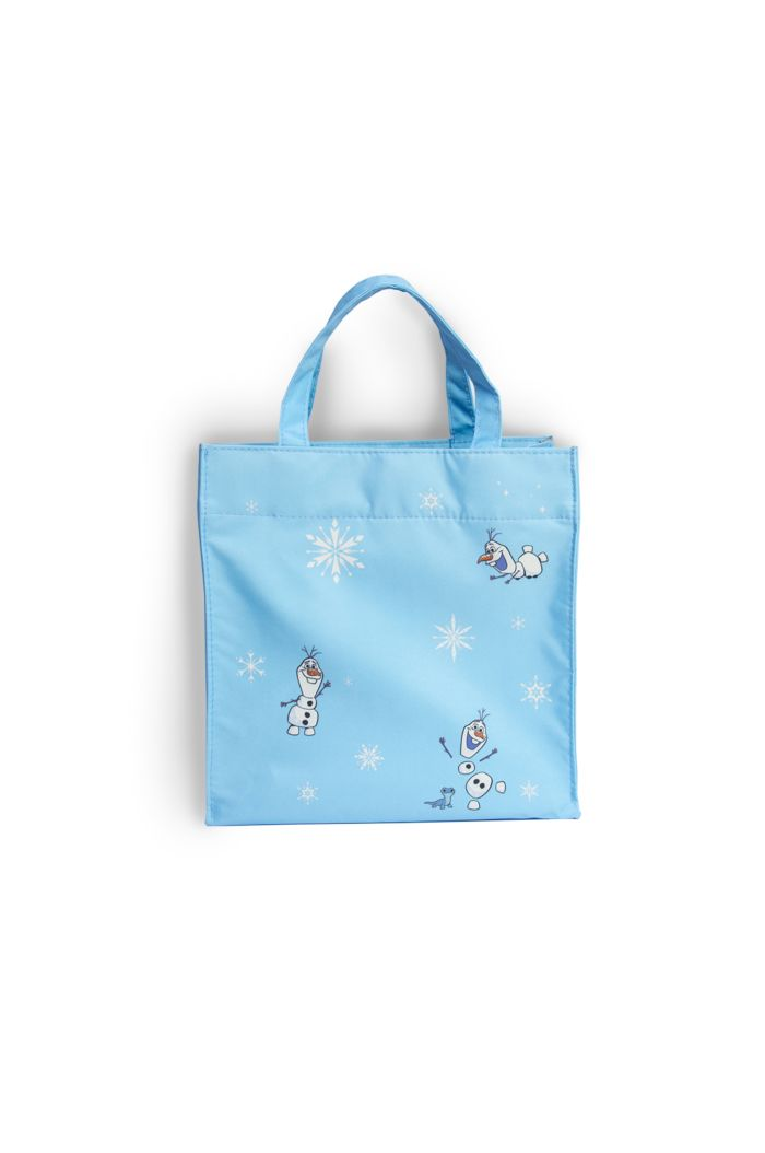 FROZEN II OLAF LUNCH BAG BLUE 23.5cm x 23.5cm