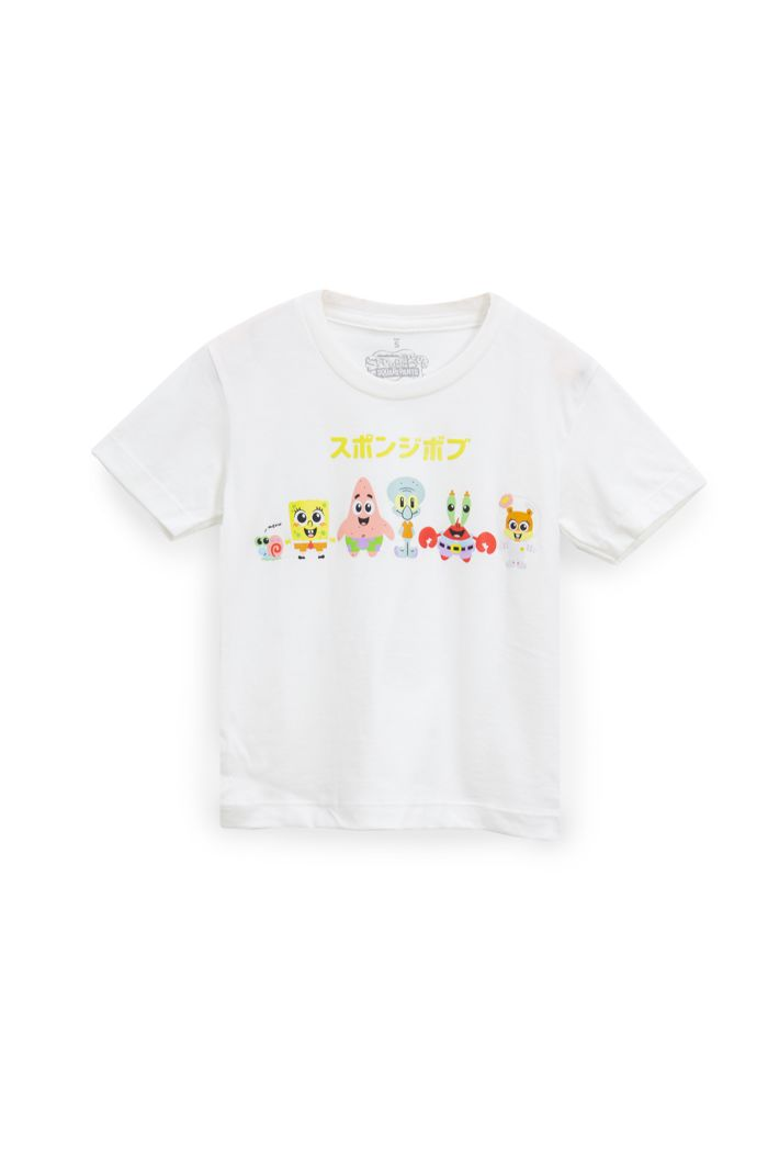 SPONGEBOB KAWAII T-SHIRT - KIDS