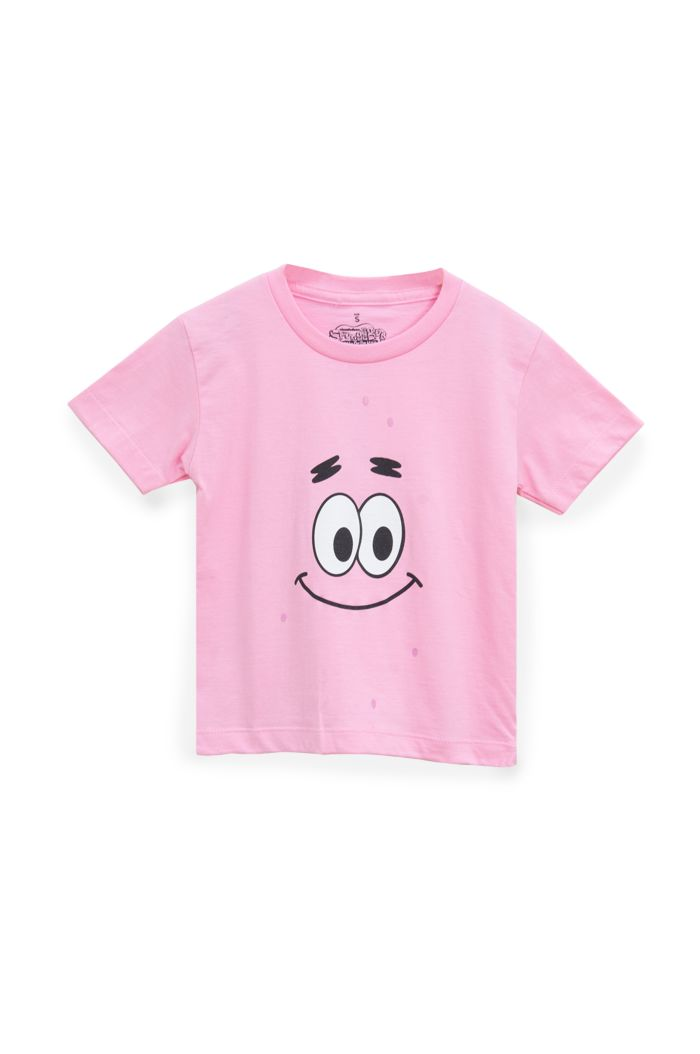 SPONGEBOB PATRICK FACE T-SHIRT - KIDS