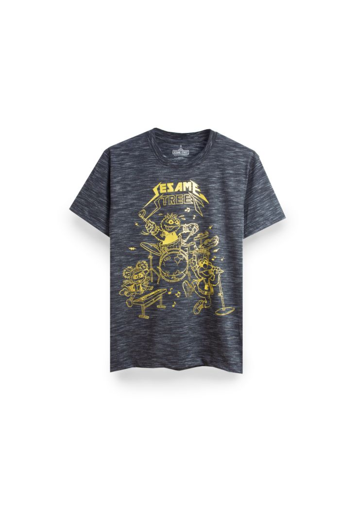 SESAME ROCK BAND T-SHIRT
