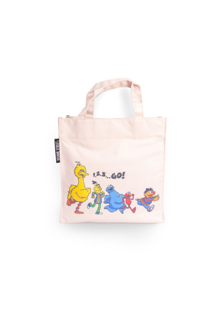 SESAME 1,2,3…GO! LUNCH BAG