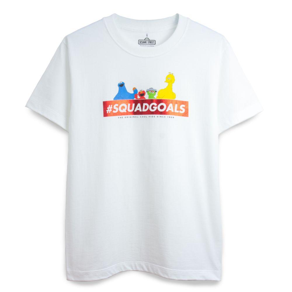 Sesame Street Squad Goals T-Shirt