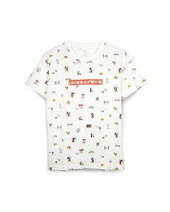 MICKEY LOVE SG ICONIC ALLOVER T-SHIRT